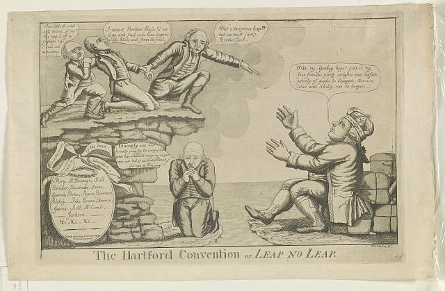 The Hartford Convention or Leap no leap
