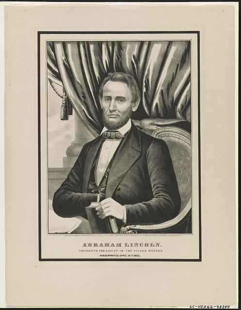 Abraham Lincoln:Sixteenth President of the United States