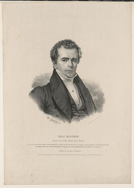 Eli Moore, Representative from New York
