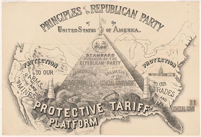 Principles of the Republican party of the United States of America