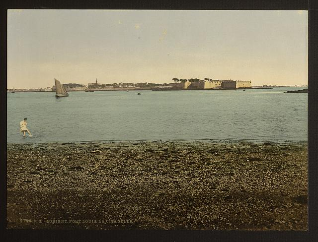 [Port Louis, the Citadel, Lorient, France]