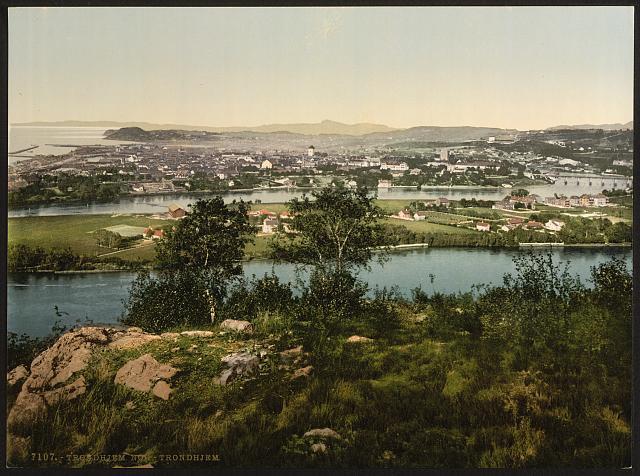 [North Trondhjem, Trondhjem, Norway]