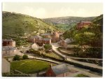 [General view, Boscastle, Cornwall, England]