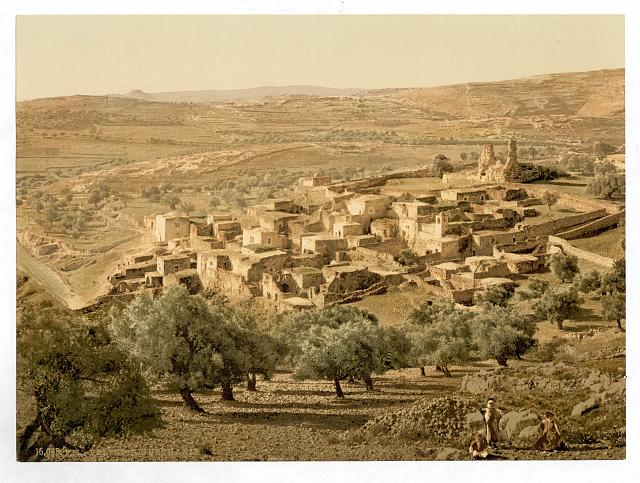 [General view, Bethany, Holy Land, (i.e., West Bank)]