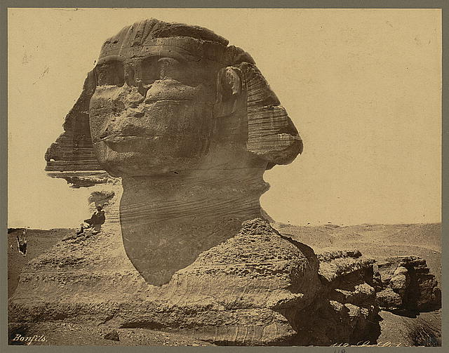 [The Sphinx]