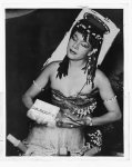 "Katherine Dunham in ""Bamboche"" playing at 54th St. Theatre"