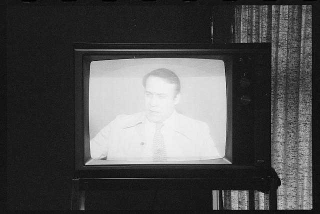 [Speaker on television following President Jimmy Carter's announcement about the aborted attempt to rescue U.S. hostages in Iran]