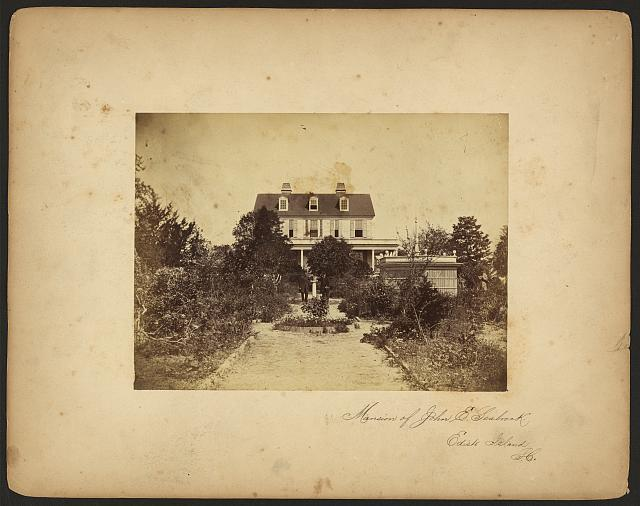 Mansion of John E. Seabrook, Edisto Island, S.C.