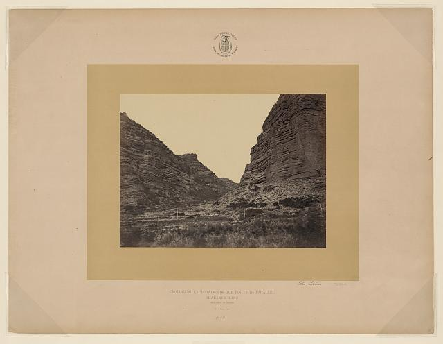 Echo Cañon [Utah]