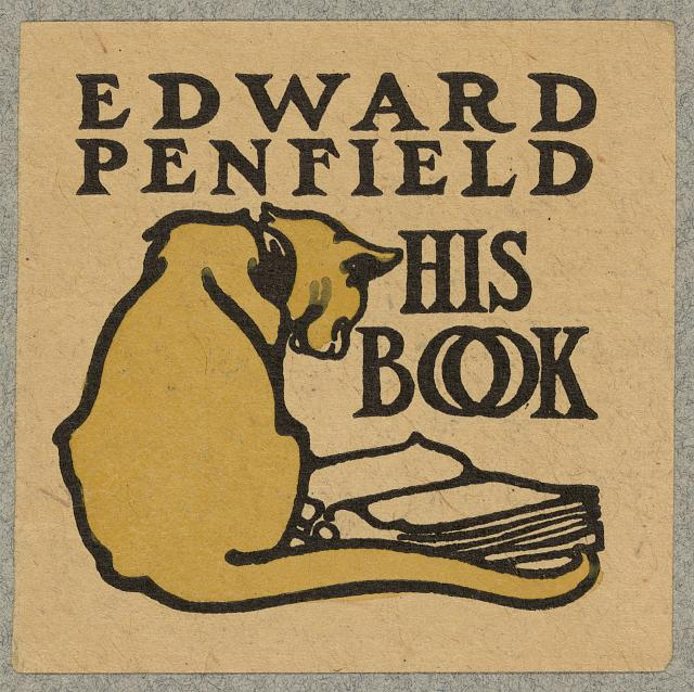 Edward Penfield, his book