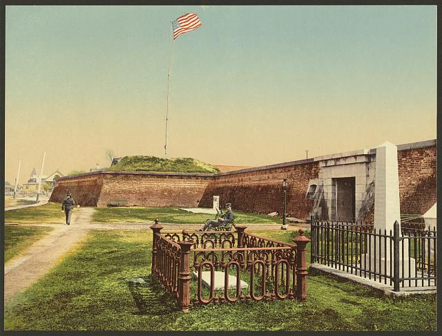Fort Moultrie, Charleston, S.C.