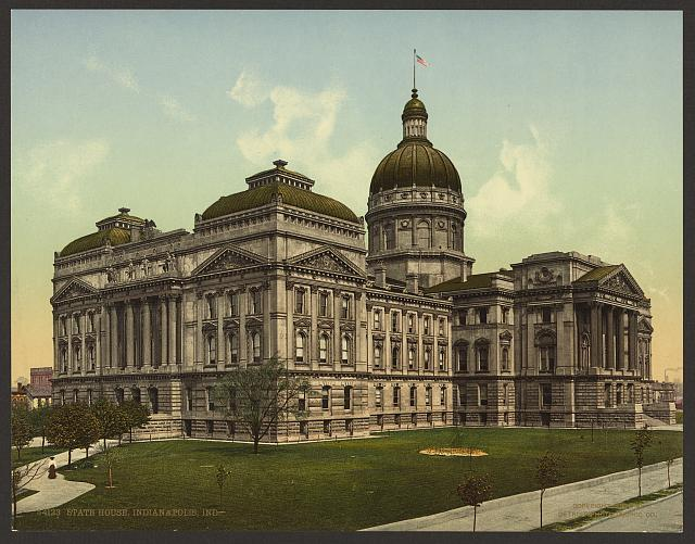 State House, Indianapolis, Ind.