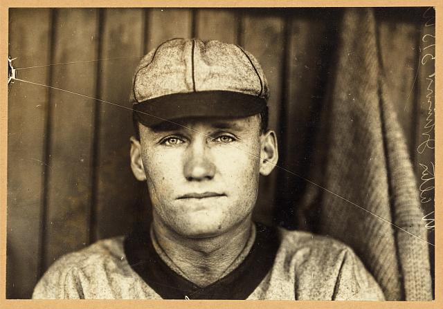 Walter Johnson, Washington Americans