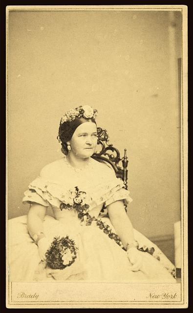 [Mary Todd Lincoln]
