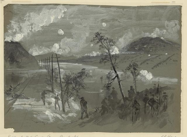 [Battle of Mill Creek Gap]