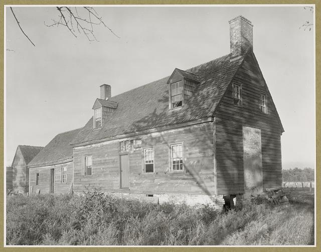 Harrison House, St. Michaels vic., Talbot County, Maryland