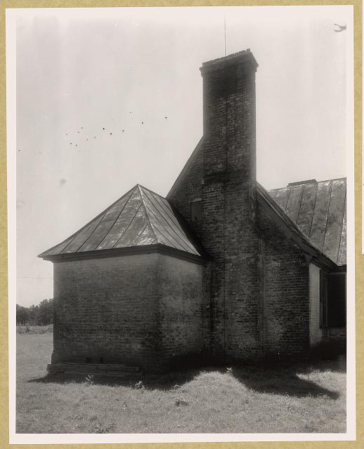 Glebe House, Whitemarsh, Gloucester County, Virginia