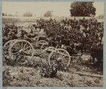 Battery B, 2d U.S. Artillery near Fair Oaks, Va., June, 1862