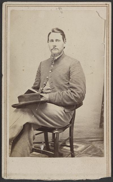 L. R. Fenton, 2nd Michigan Cavalry