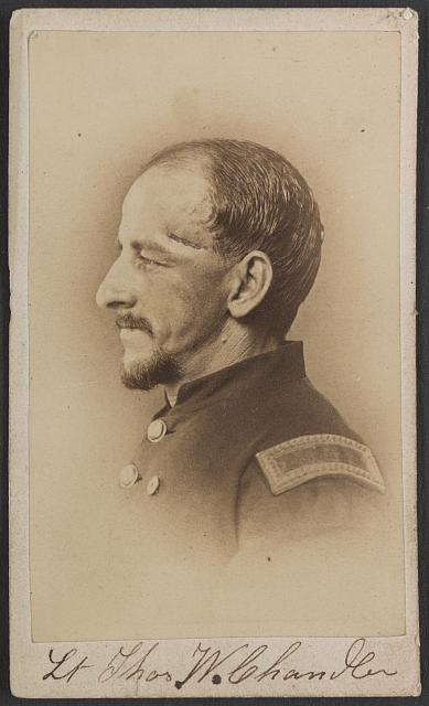 Lt. Thos. W. Chandler