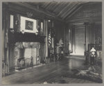 [Interior of a room at Sagamore Hill, Theodore Roosevelt's country home]