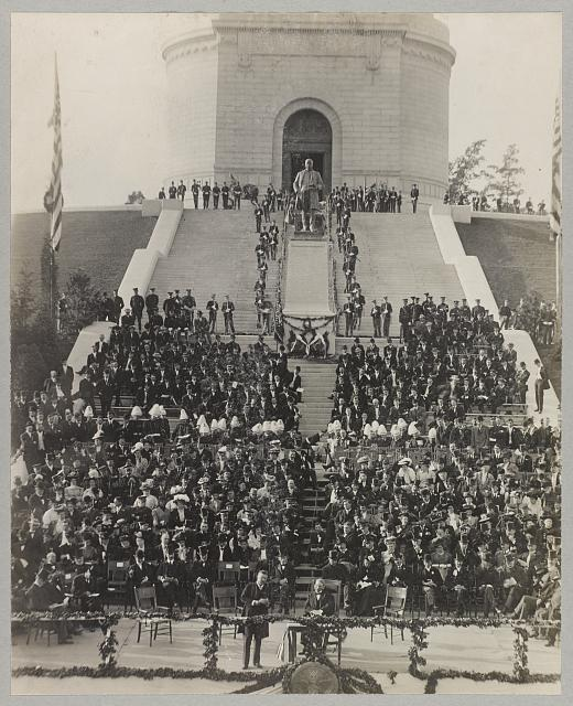 Dedication of McKinley National Memorial - President's address no. 2