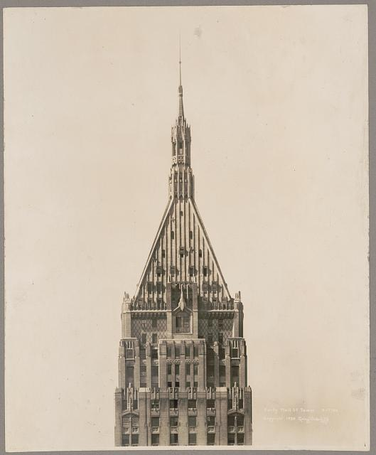 Forty Wall St. Tower