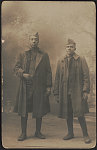 Two Unidentified African American Soldiers from The Library of Congress collection
