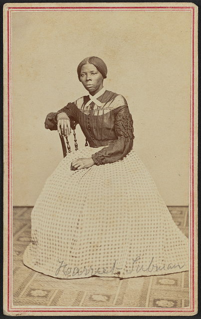 [Portrait of Harriet Tubman]