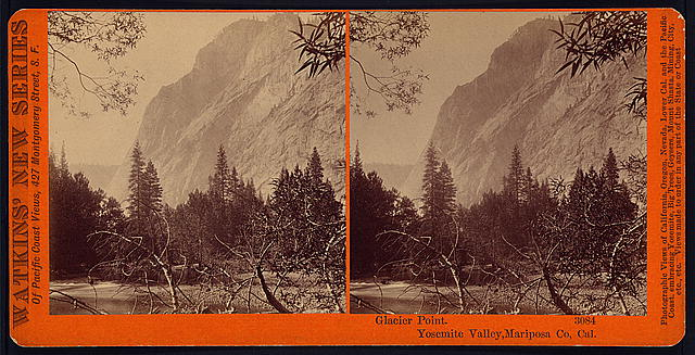 Glacier Point, Yosemite Valley, Mariposa co., Cal.