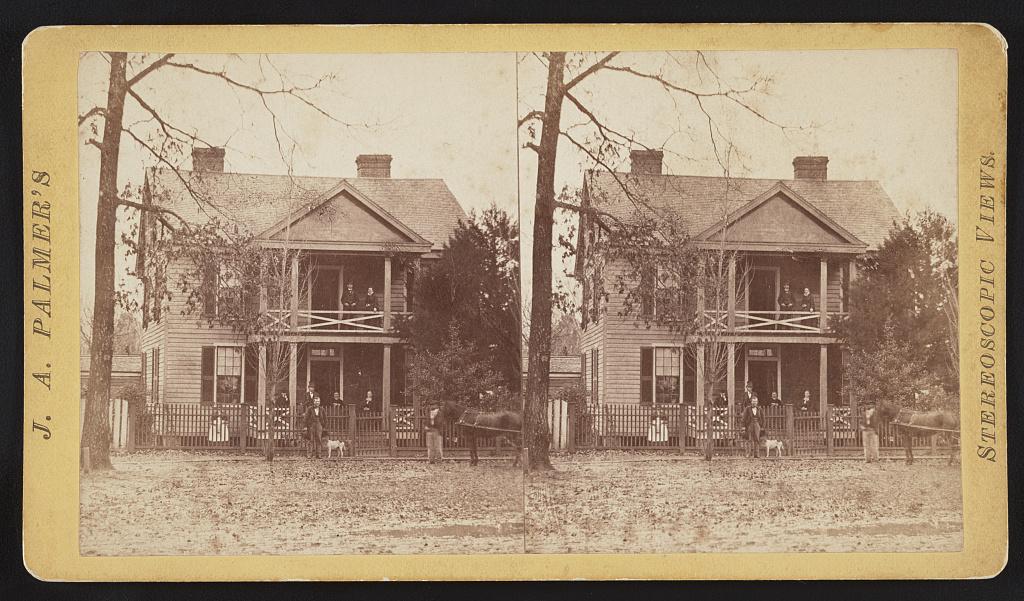 Homes,outbuildings,brick,barracks,John R Smith,Charleston,South Carolina,SC,1812