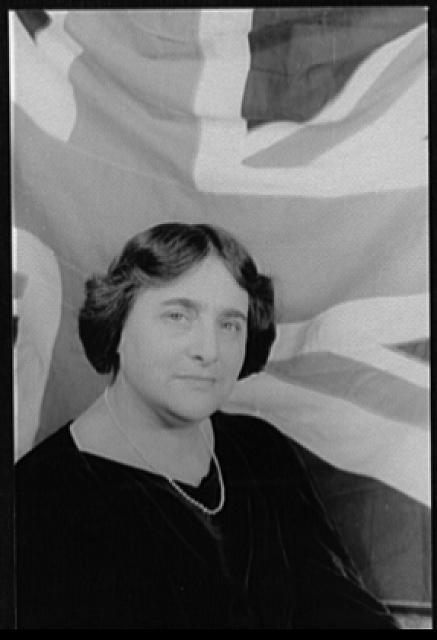 [Portrait of Dame Myra Hess]