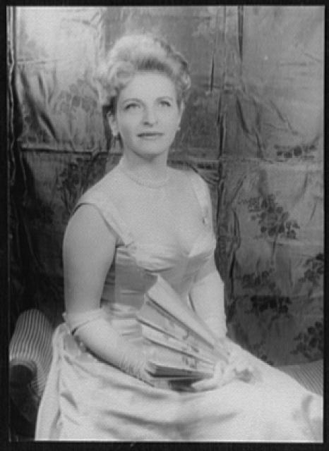 [Portrait of Doris Julian]