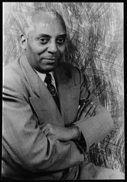 [Portrait of Noble Sissle]