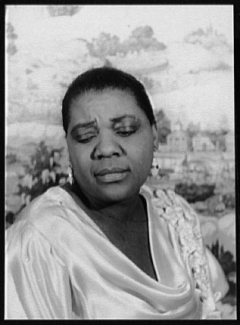 [Portrait of Bessie Smith]