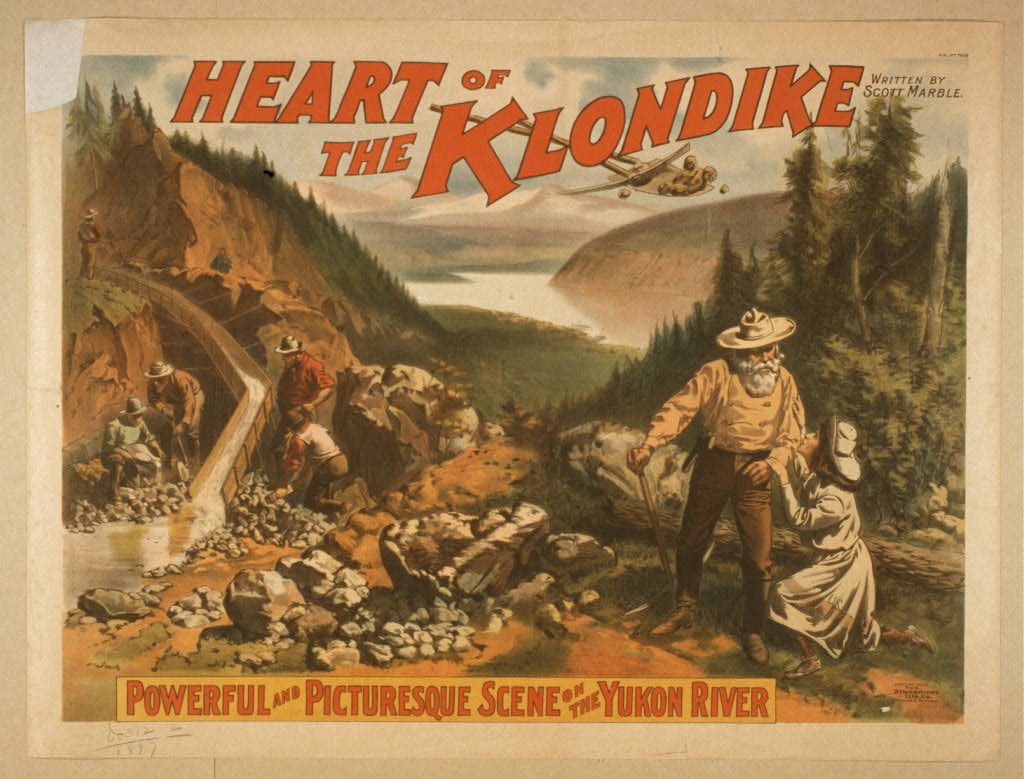 Heart of the Klondike written by Scott Marble.