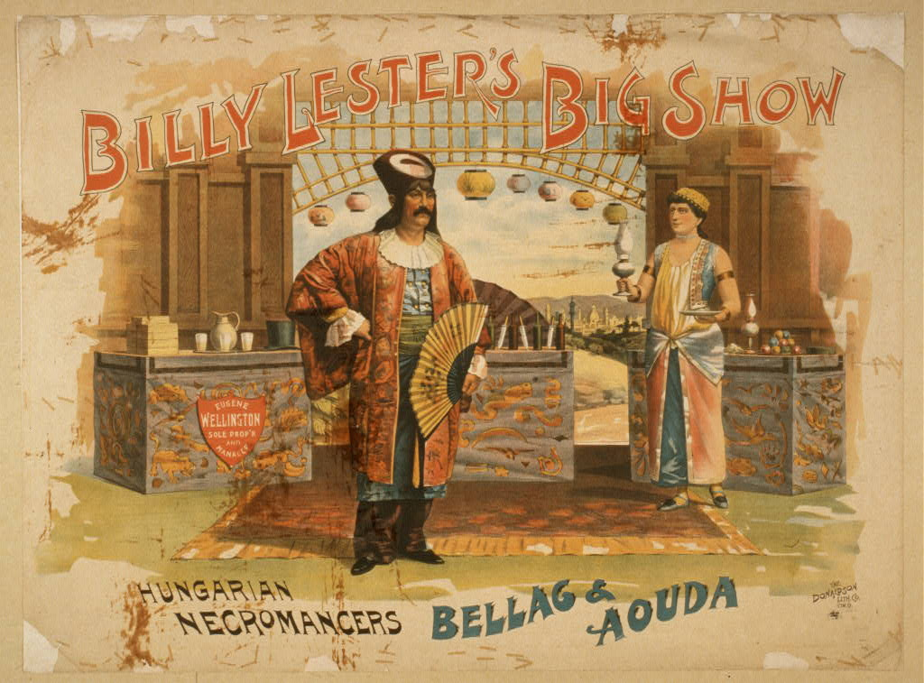 Billy Lester's Big Show