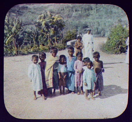 Children at Bandarawela