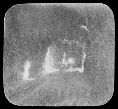 Railway tunnels in the Chappa Rift