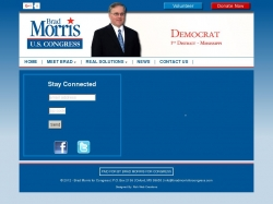 Official Campaign Web Site - Brad Morris