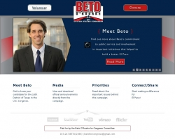 Official Campaign Web Site - Robert 'Beto' O'Rourke