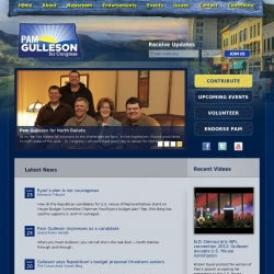 Official Campaign Web Site - Pam Gulleson