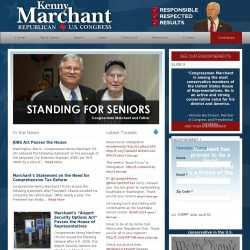 Official Campaign Web Site - Kenny Marchant