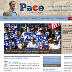 Official Campaign Web Site - Salvatore, II Pace