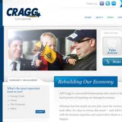 Official Campaign Web Site - Jeffrey E. Cragg Jeff