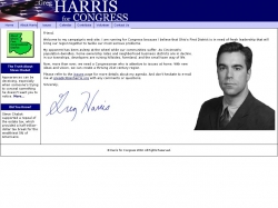 Official Campaign Web Site - Greg Harris