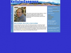 Official Campaign Web Site - Steve Kelly