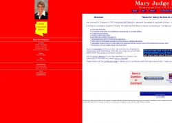 Official Campaign Web Site - Mary Judge Ryan