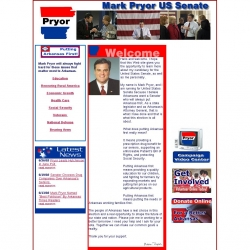 Official Campaign Web Site - Mark L. Pryor