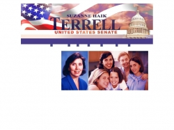 Official Campaign Web Site - Suzie Terrell